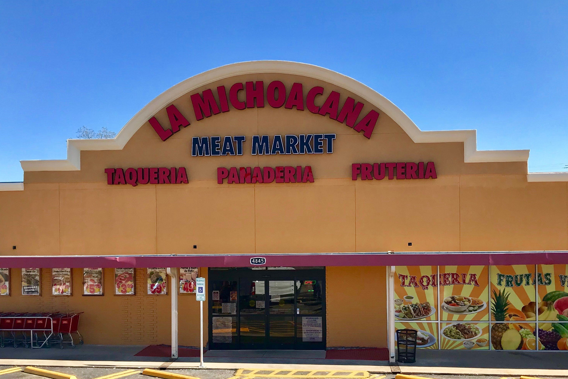 La michoacana meat market for New anthropologie stores opening 2016