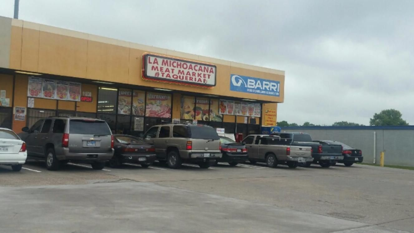 11830 Airline Dr, Houston - La Michoacana Meat Market