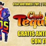 7 de octubre club tequila
