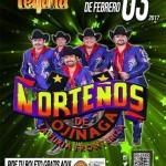 Nortenos de Ojinaga Club Tequila