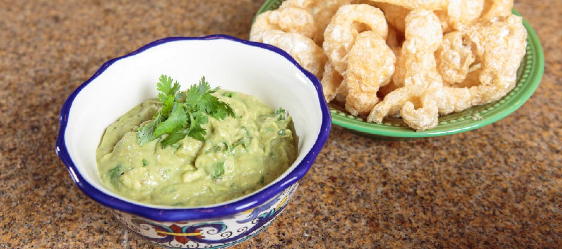 Best Guacamole Dip Recipe Image