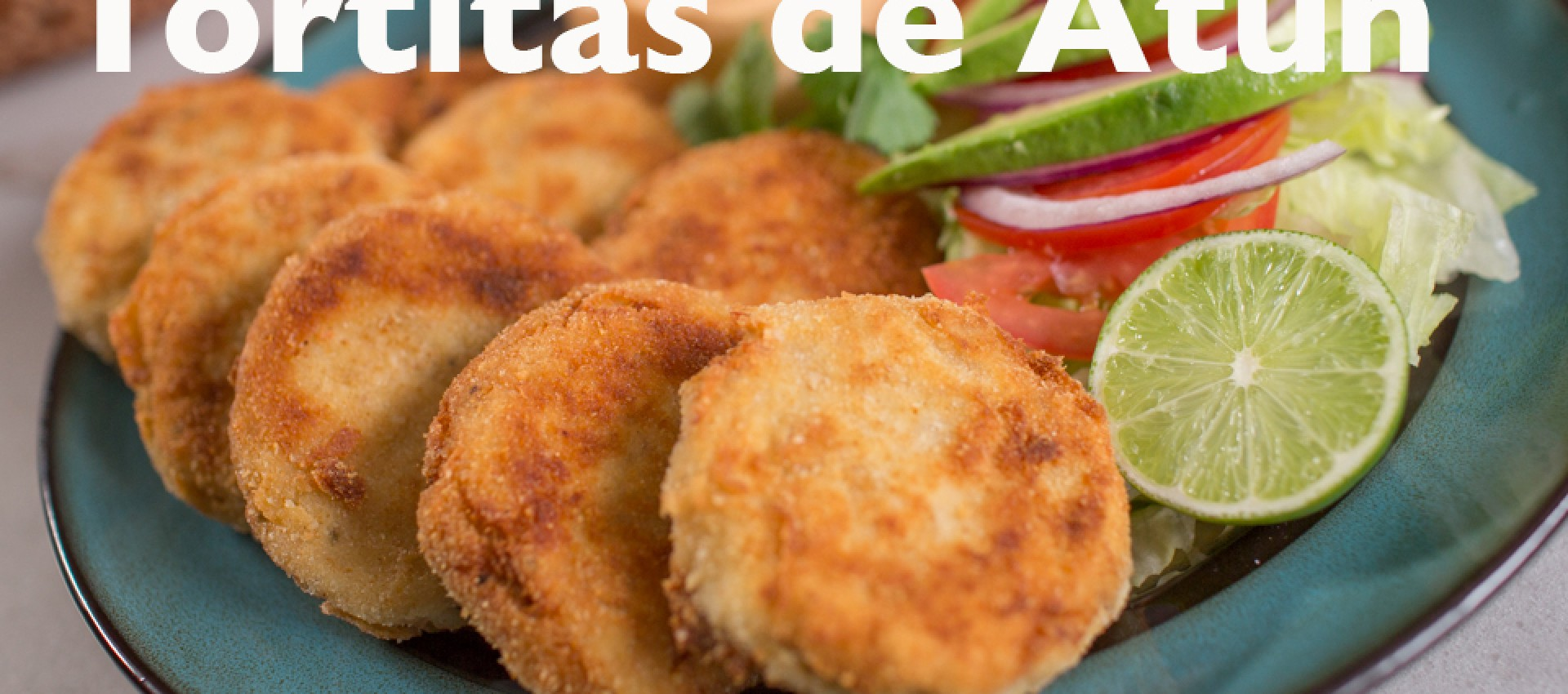 Tuna and Potato Patties Image