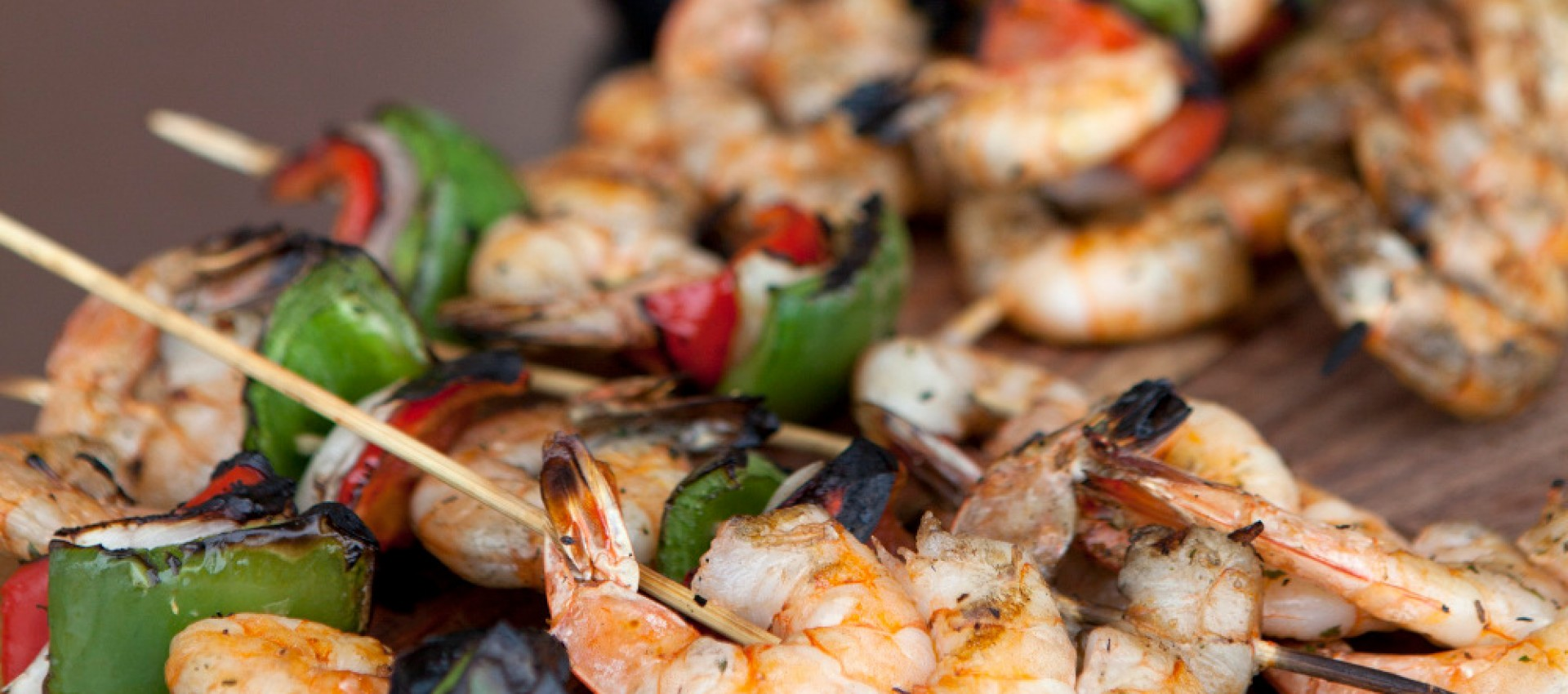 Shrimp Skewers Image