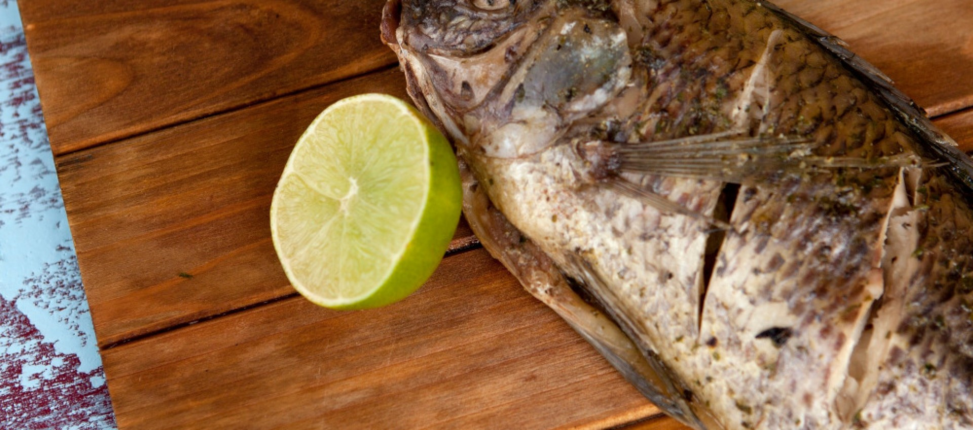 Grilled Fish Image