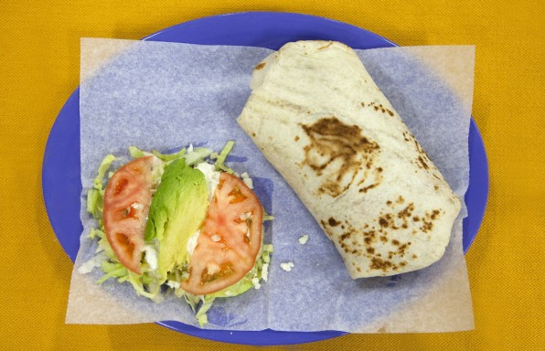 Authentic Mexican Burrito Recipe