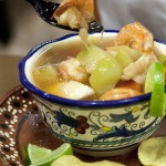 Mexican Shrimp Soup Recipe