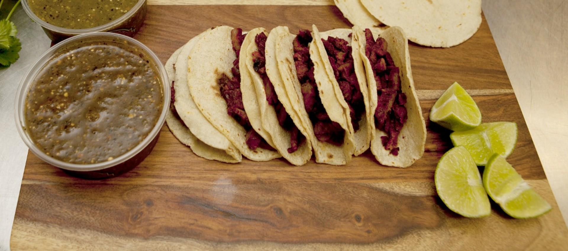Tacos Al Pastor Image