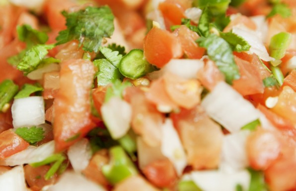 Authentic Mexican Pico de Gallo Recipe