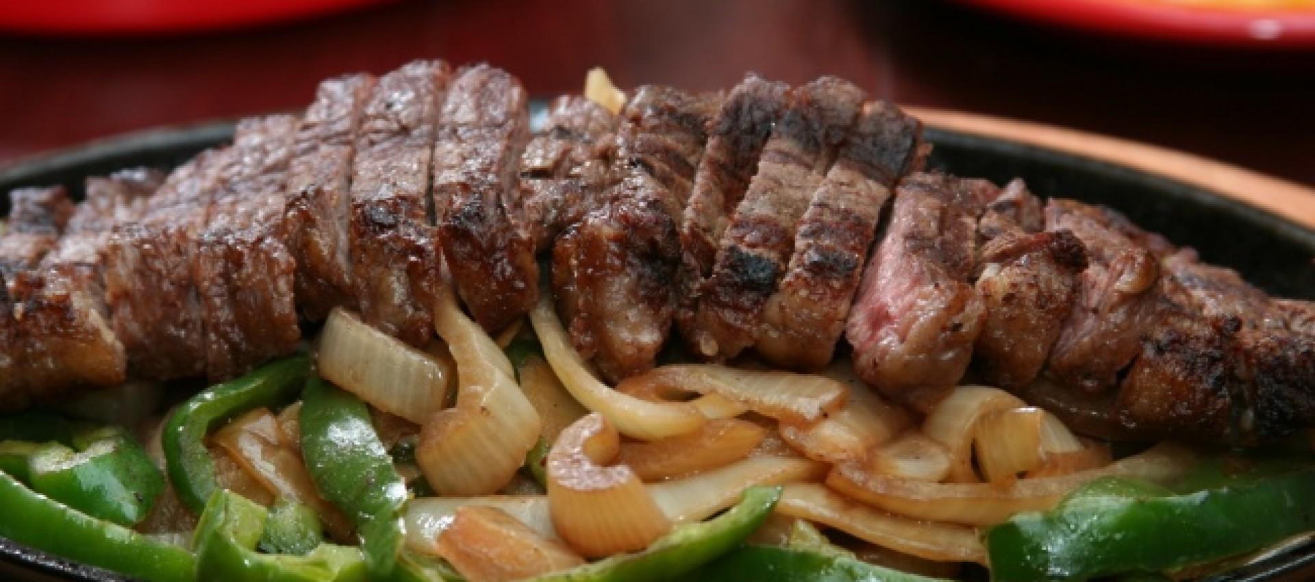Steak Fajitas Image