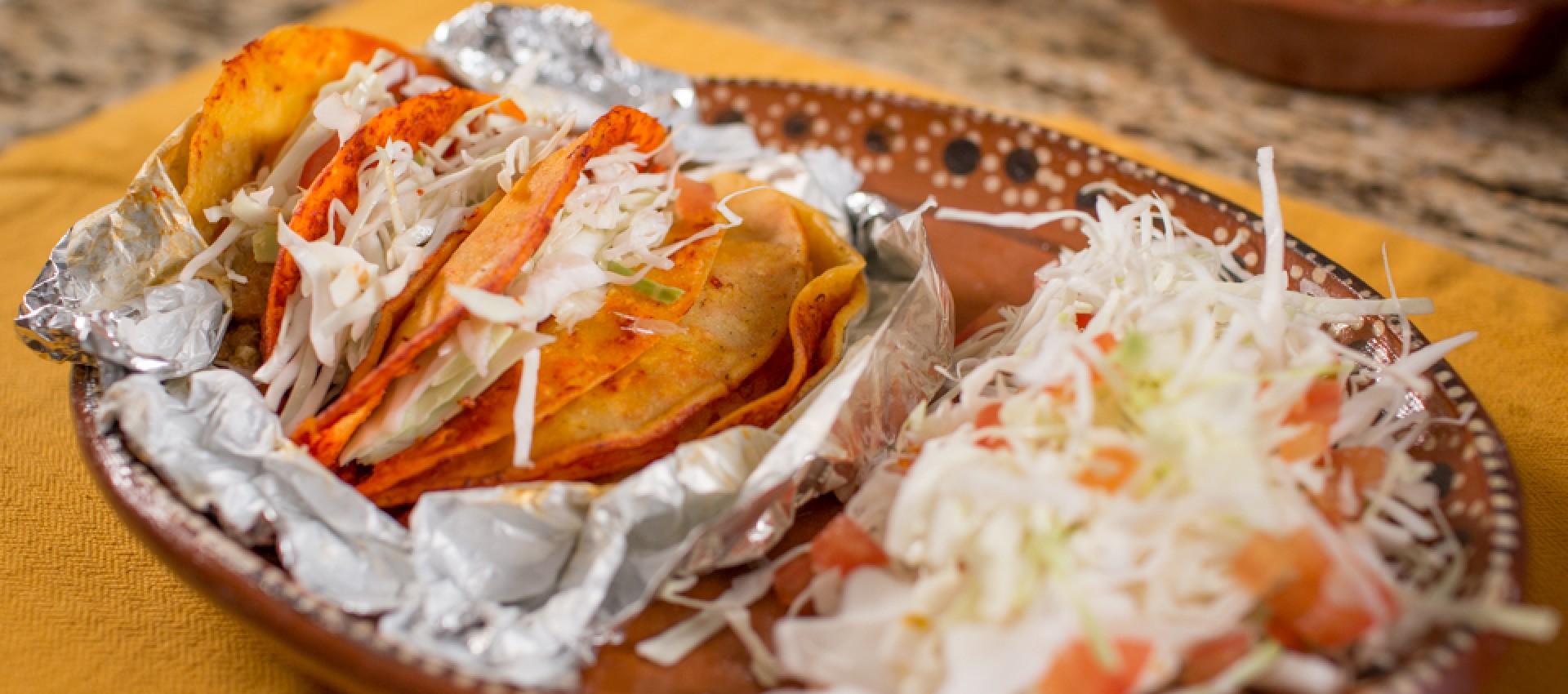 Steamed Tacos Image