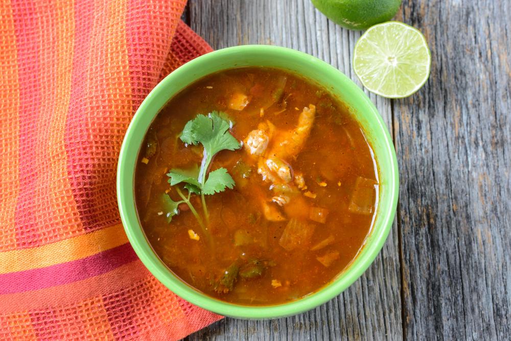 Authentic Tortilla Soup Recipe