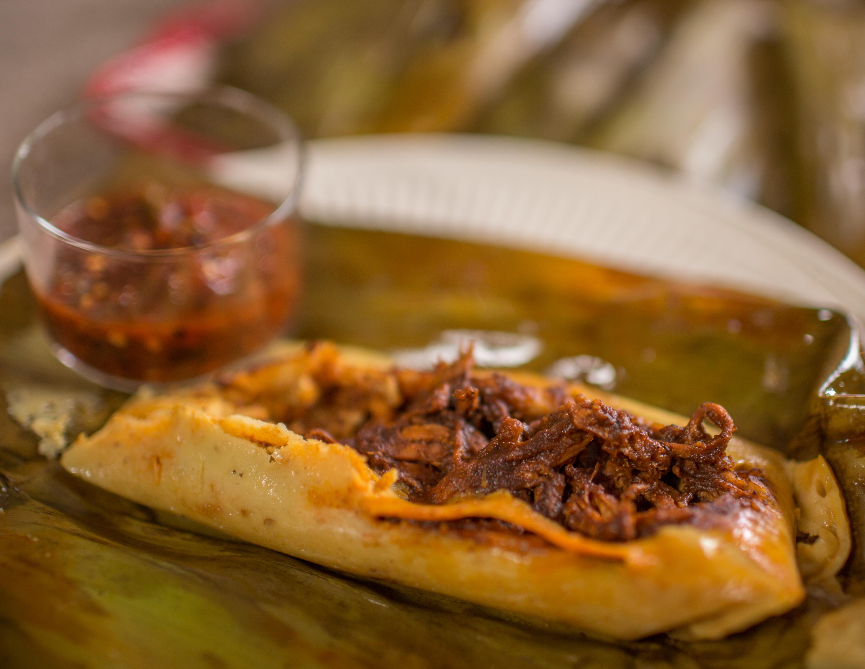 Tamales Oaxaqueños