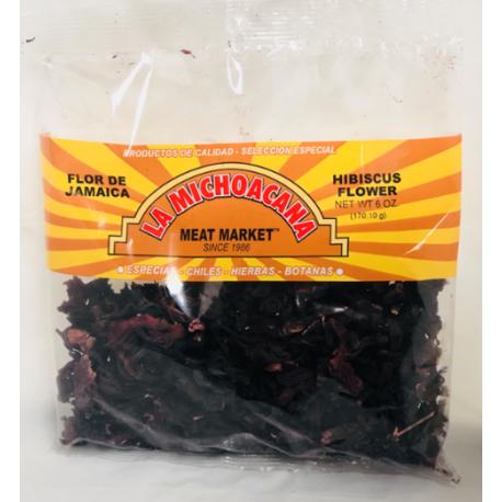 La Michoacana Meat Market – Hibiscus Flower 6 OZ
