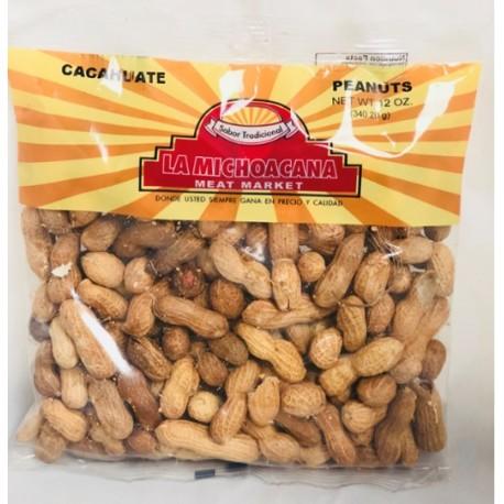 La Michoacana Meat Market – Peanuts 12 OZ