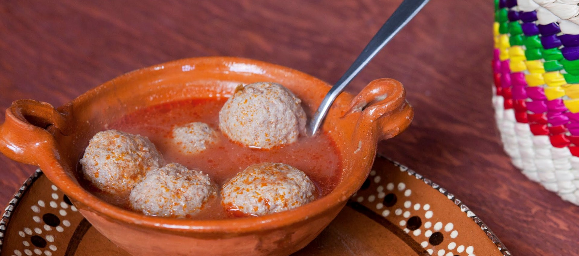BEEF MEATBALLS IN SOUP Image