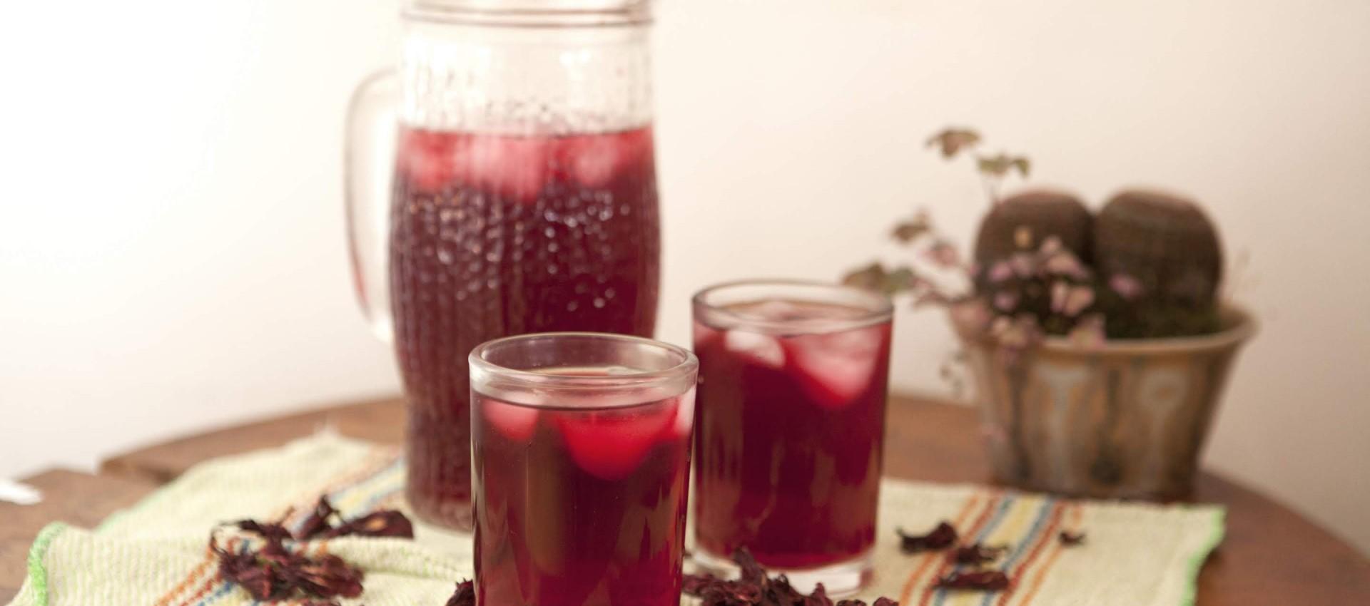 HIBISCUS ICED TEA Image