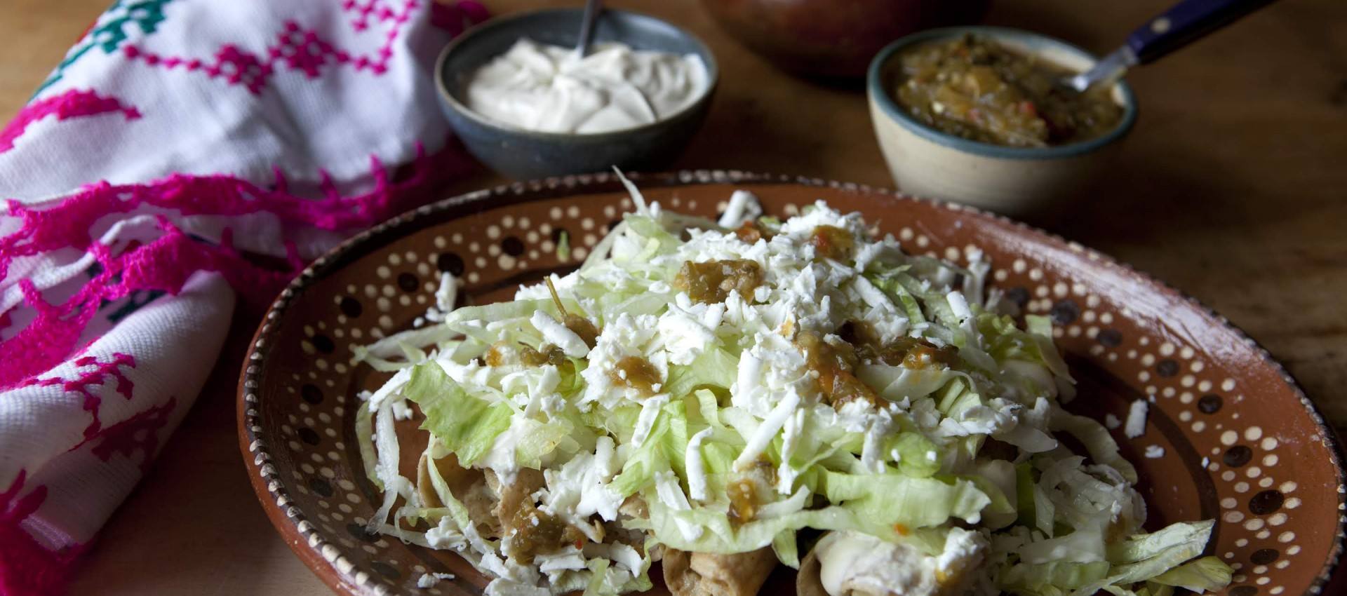 POTATO TACOS Image
