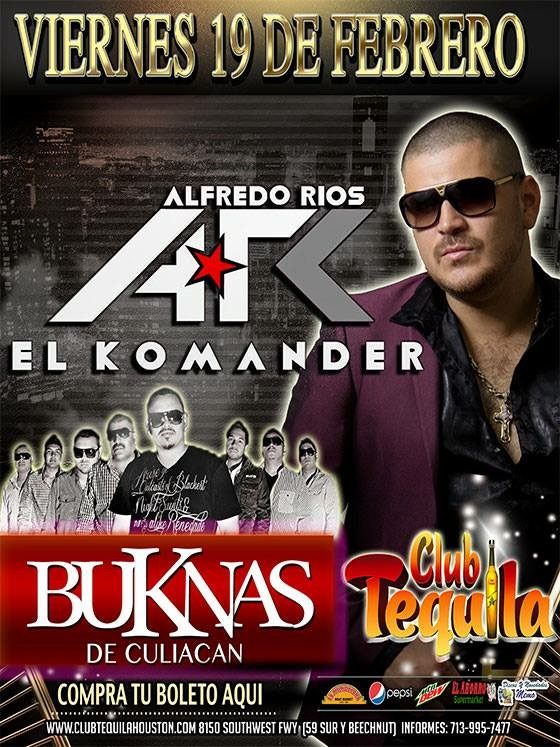 Alfredo Rios EL Komander