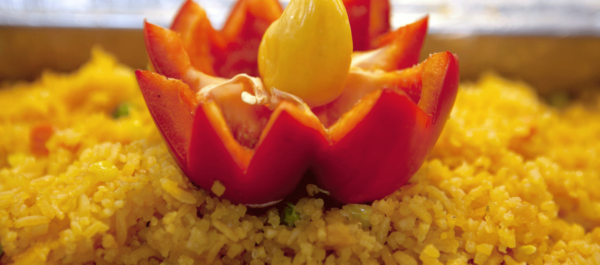 Authentic Mexican Yellow Rice Recipe Image