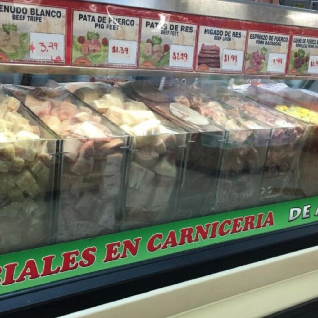 7914 Culebra Rd 106 San Antonio La Michoacana Meat Market