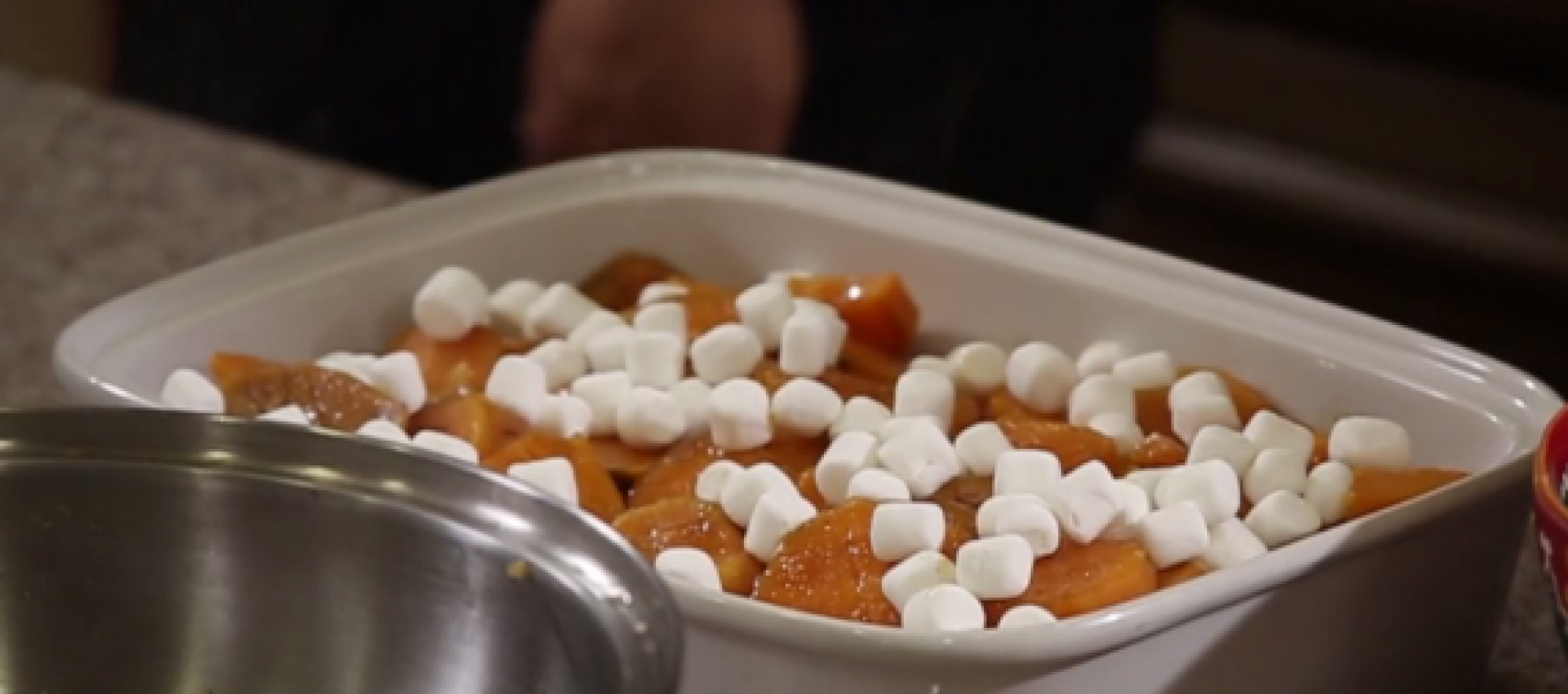 Sweet Potatoes and Marshmallow Casserole Image