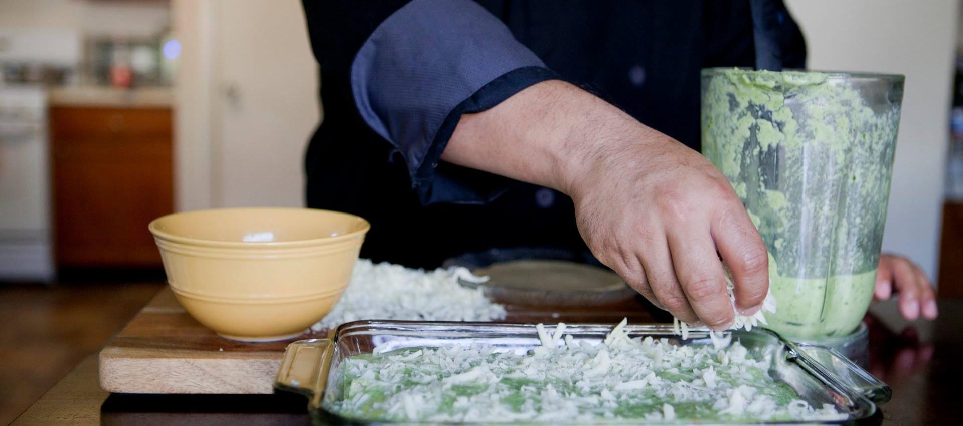 Enchiladas Suizas Recipe Image