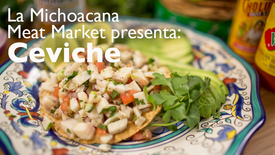 Mexican Fish Ceviche
