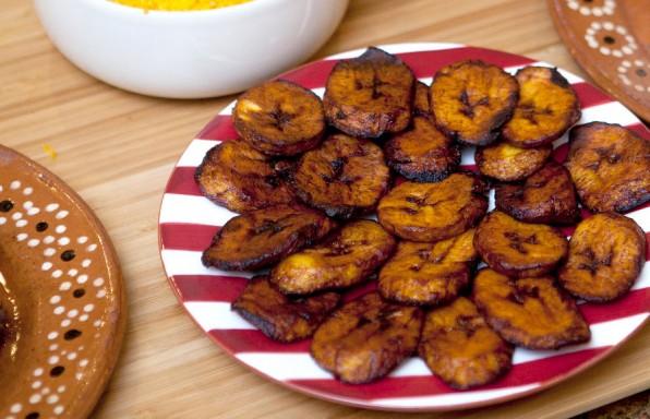 Mexican Banana Dessert