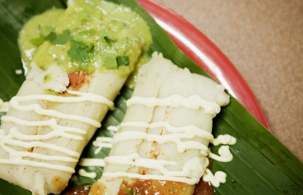 Receta Autentica de Tamales de Pollo Mexicanos