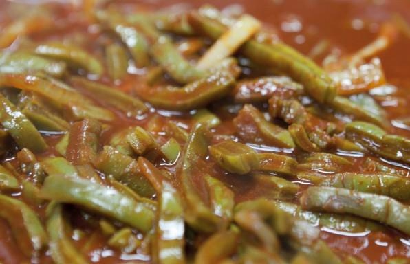 Receta Mexicana de Nopales
