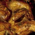 Receta de Pollo Asado Mexicano