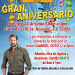 gran aniversario houston