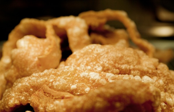 Receta de Chicharrones