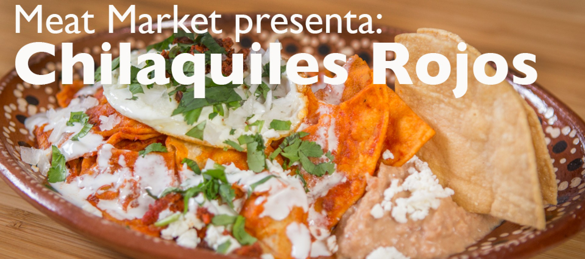 Chilaquiles Rojos Recipe Image