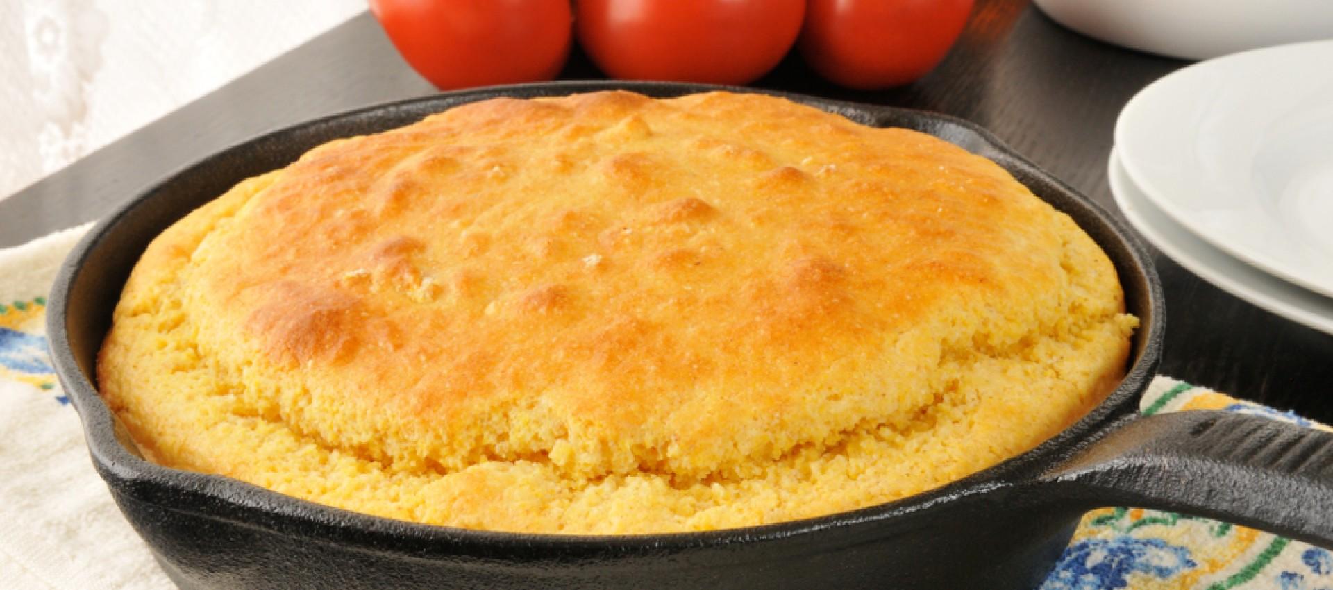 Mexican Corn Bread Casserole Recipe Image