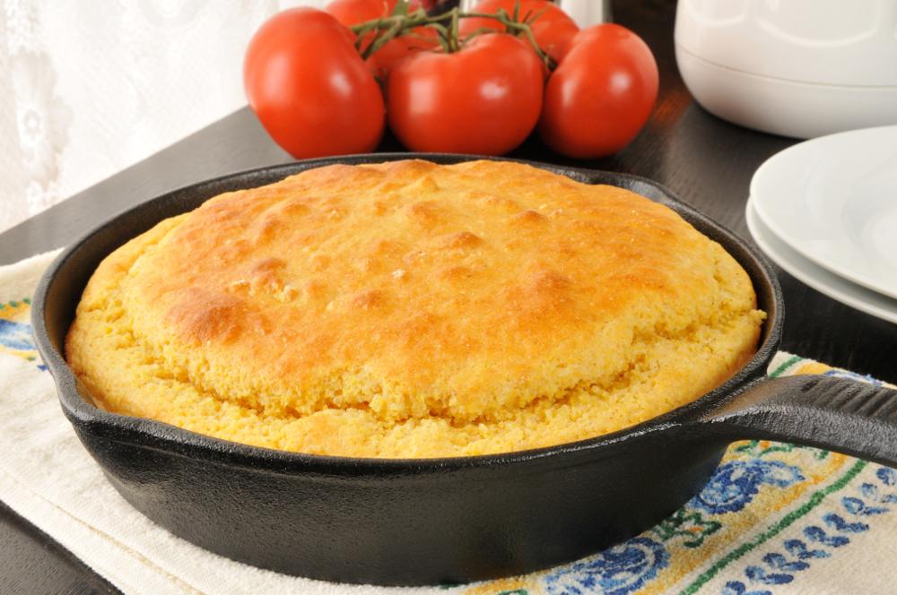Mexican Corn Bread Casserole Recipe