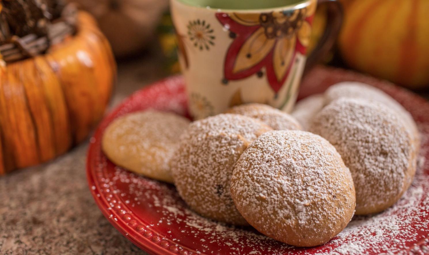 Pumpkin Purée Cookies