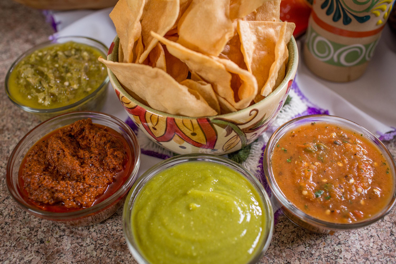 4 Salsas