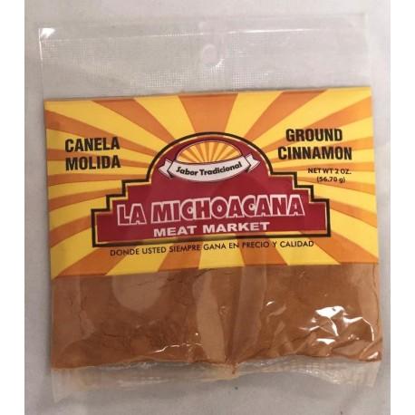 La Michoacana Meat Market – Ground Cinnamon 2 OZ