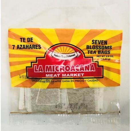 La Michoacana Meat Market – Seven Blossoms Tea 3/8 OZ