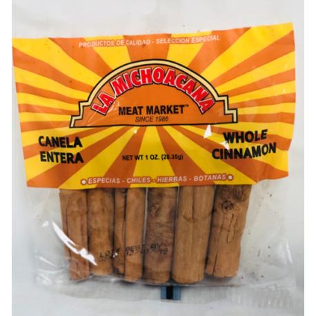 La Michoacana Meat Market – Canela Entera 1 OZ