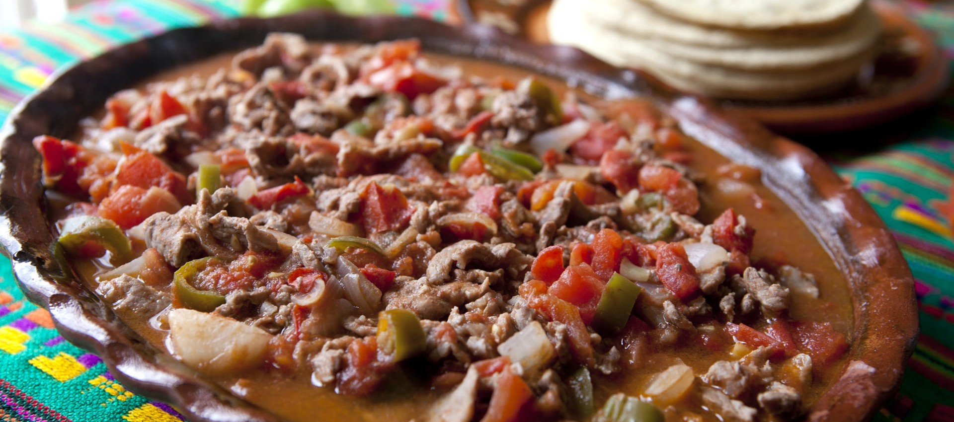 MEXICAN STYLE BEEF STEAK Image