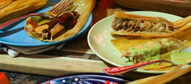 Tamalada con Vianney Rodriguez de Sweet Life Bake